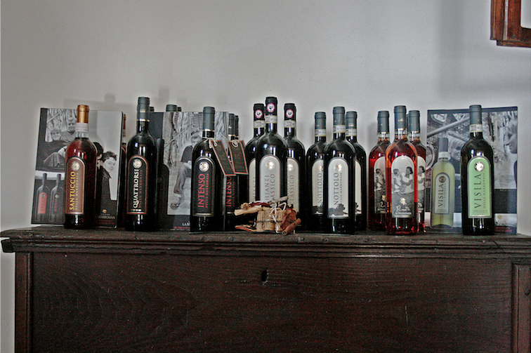 I nostri vini.