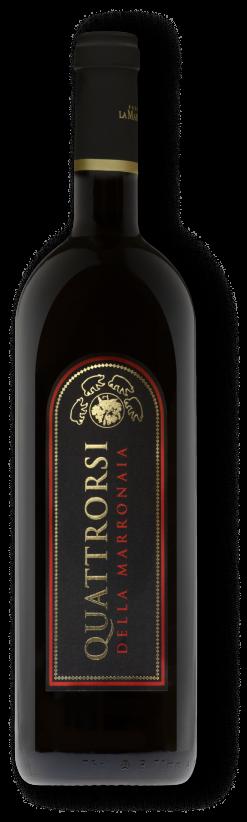 Quattrorsi della marronaia - Super Tuscan
