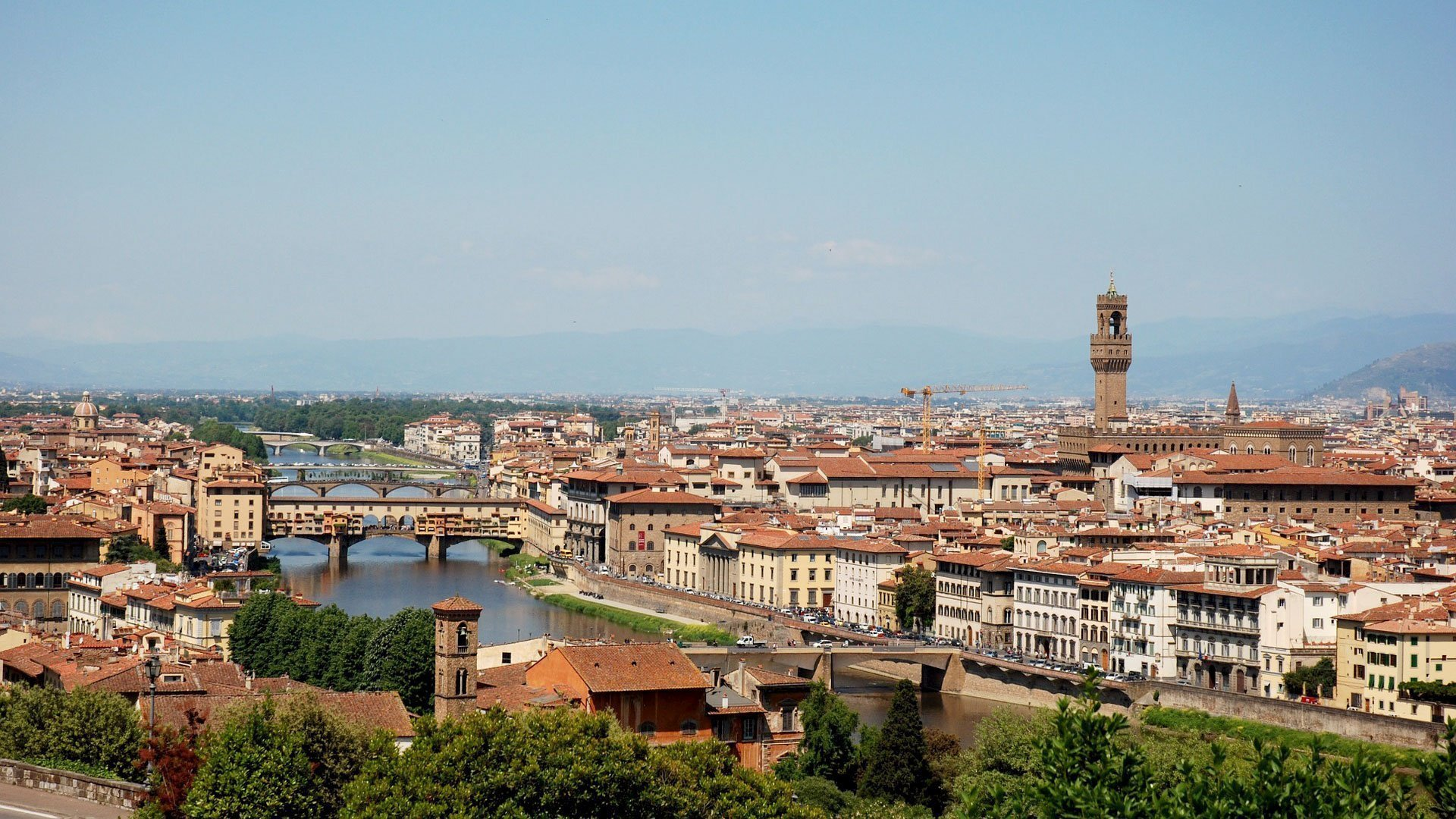 Florence, the jewel of Tuscany