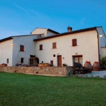 Guesthouse and farm in San Gimignano, Tuscany