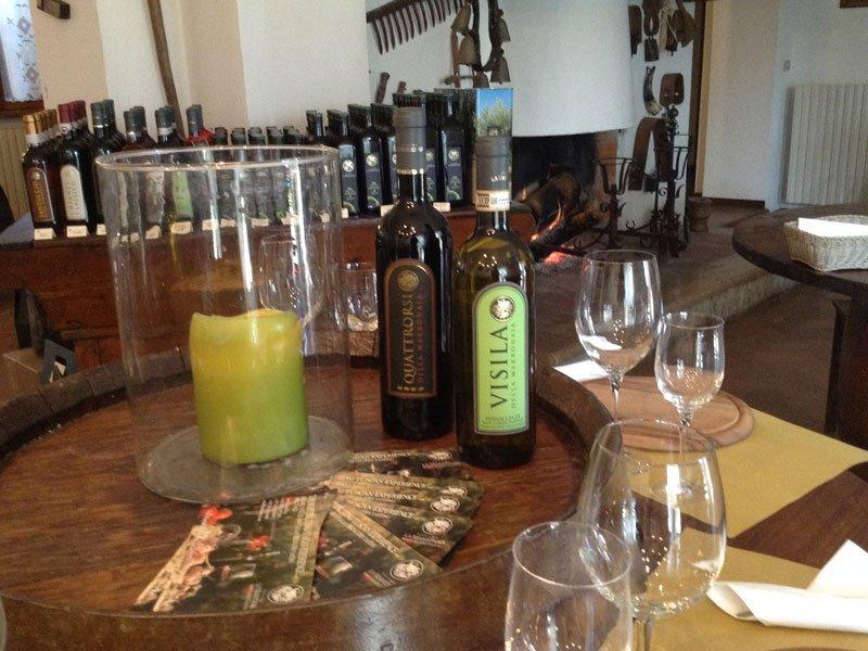 Organic Chianti and Vernaccia from Tuscany