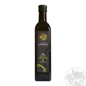 Extra virgin tuscan oil 750 ml