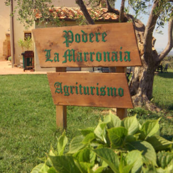 Welcome to Podere La Marronaia