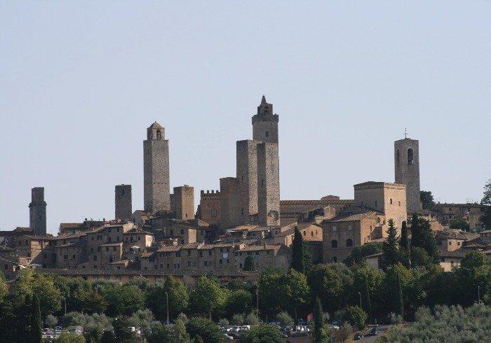 San Gimignano res