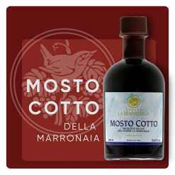 mosto cotto marronaia