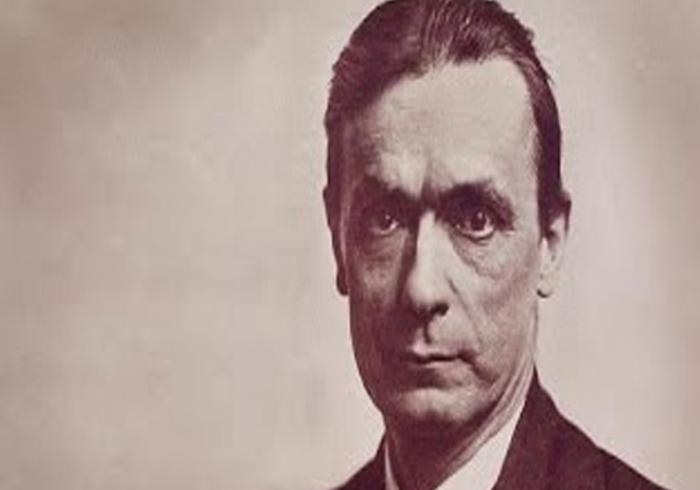 Rudolf Steiner, the Austrian Philosopher that created the fundamentals of the Biodynamic Production