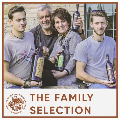 MARRONAIA Family WINE SELECTION