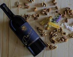 Super Tuscan Red Wine tasting San Gimignano