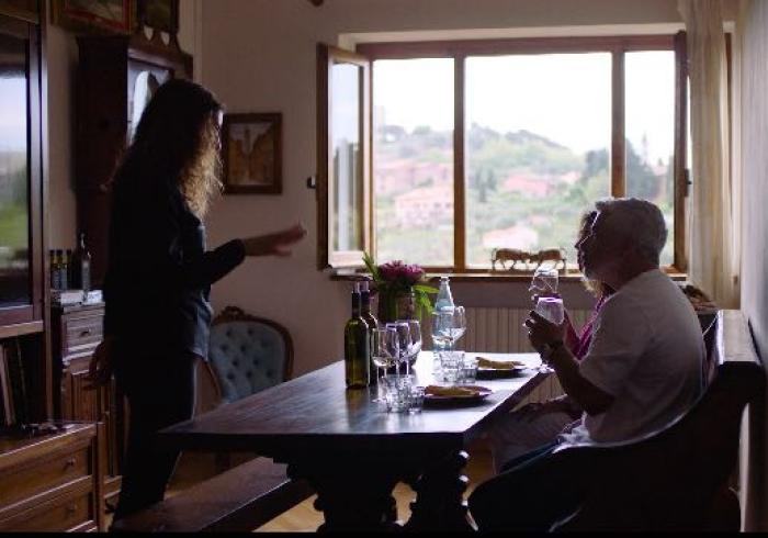 wine tour 12 - La Marronaia -