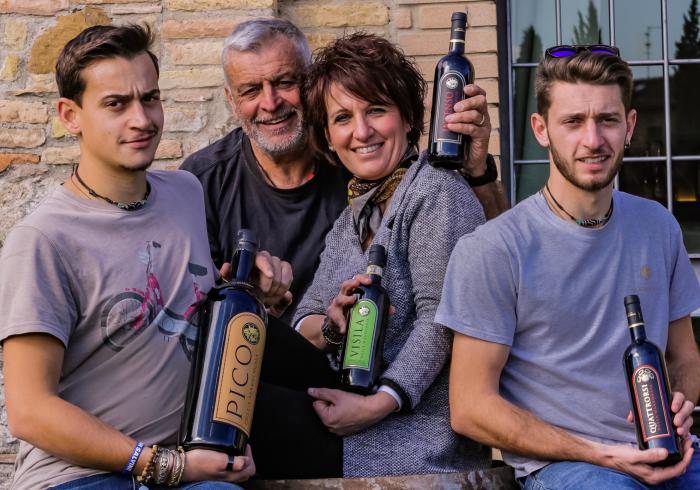 wine tour 2 - La Marronaia - Good food and good wine