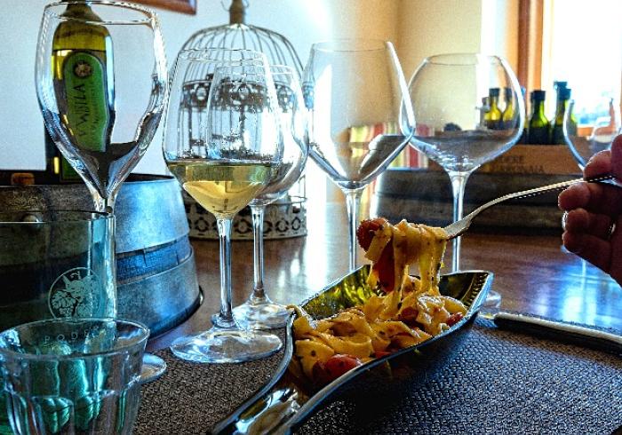 wine tour 6 - La Marronaia -
