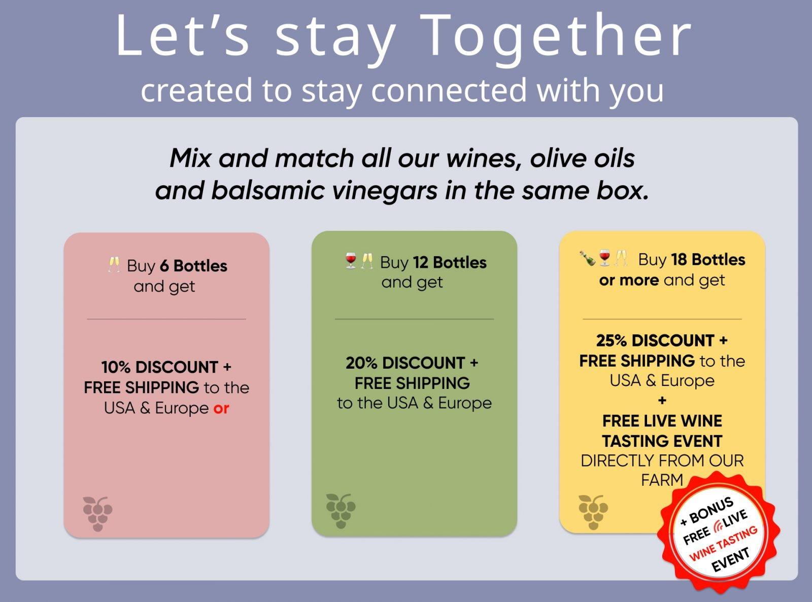 buy more pay lessBONUS - La Marronaia - Good food and good wine