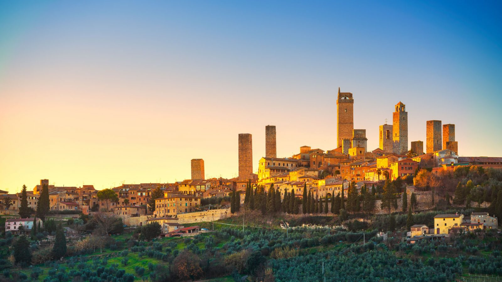 san gimignano visit tuscany marronaia