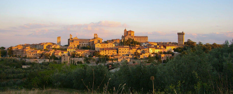 lucignano, tuscany